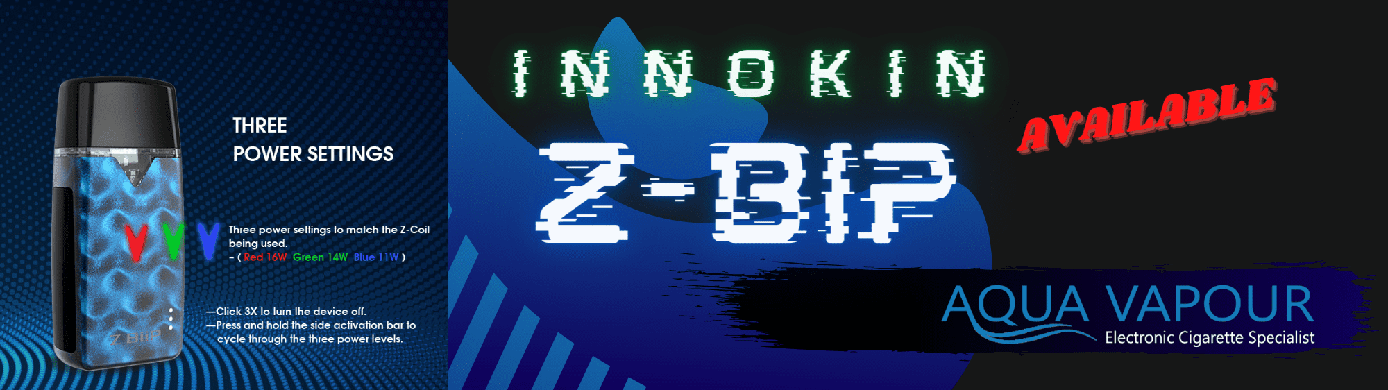 INNOKIN ZBIP SALE EDINBURGH
