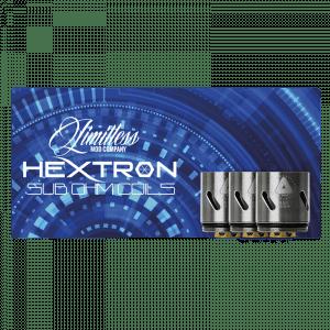 limitless hextron coils