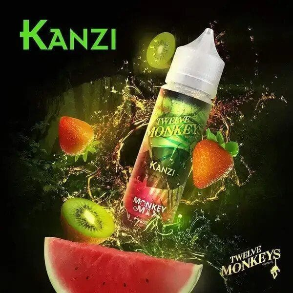 Twelve monkeys kanzi