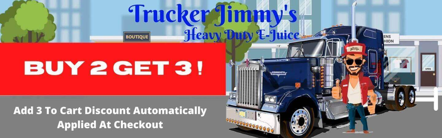 trucker jimmy's liquid banner