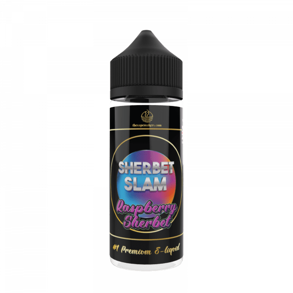 Raspberry sherbet 100ml liquid for £9.99