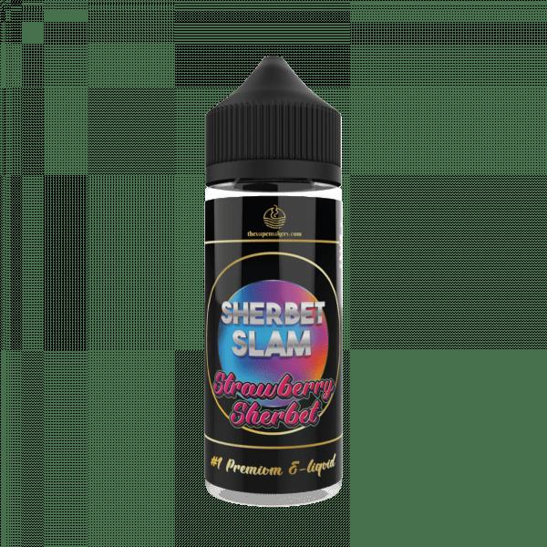 strawberry sherbet 100ml liquid 9.99